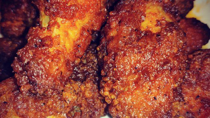 My Keto Nashville Hot Chicken Recipe With A Twist